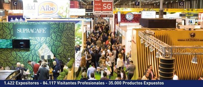 Éxito de la gastronomía italiana en la XXX edición del Salón de Gourmets de Madrid