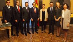 El ICO y el BEI financian con 300 millones de euros la renovación de flotas de transporte terrestre