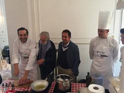 """Gran éxito del evento solidario """"Madrid abraza al centro de Italia"""""""