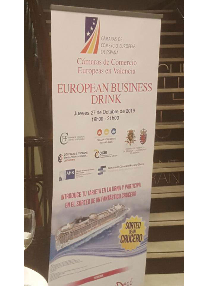 European Business Drink Valencia