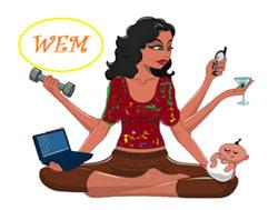 WEM: Women Entrepreneurs and Mothers