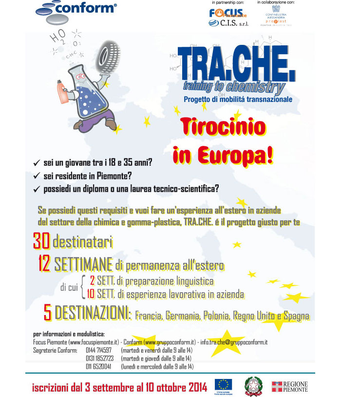 Proyecto Tra.Che.