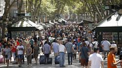 Se dispara el gasto de los turistas extranjeros en España