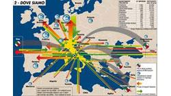 España entre los 12 mercados más relevantes para las exportaciones italianas