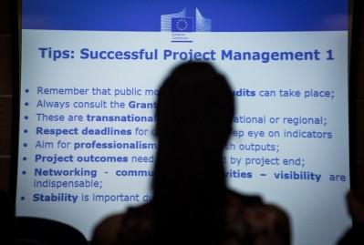 Presentación itinerarios ESI 13