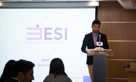 Presentación itinerarios ESI 17