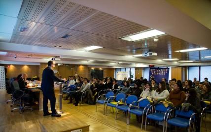 Presentación itinerarios ESI 8