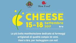 La CCIS participa en la feria Cheese de Bra (Italia)