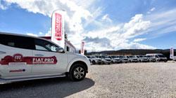 """Fiat Professional presenta el primer proyecto de """"furgoneta compartida"""""""
