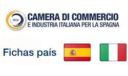 Publicadas las nuevas fichas país Italia y España
