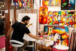 Spazi espositivi per imprese spagnole nelle principali fiere campionarie e d'artigianato in Italia