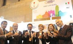 Balance muy positivo de la participación italiana en el Salón de Gourmets de Madrid