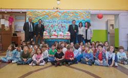 ¡Ya ha llegado la Pascua a la Scuola Italiana de Madrid!