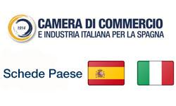 Pubblicate le nuove schede Paese Spagna e Italia