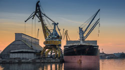 Aumenta l'interscambio commerciale tra l'Italia ed i paesi extra UE