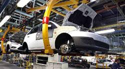 El sector del automóvil lidera las exportaciones en España