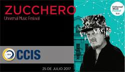 Concierto de Zucchero en Madrid
