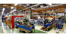 El sector de automoción aumenta su peso en las ventas españolas al exterior