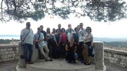 Seconda visita nell'ambito del progetto PLVT a Perugia
