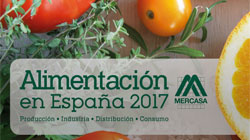 Publicado el informe Mercasa sobre alimentación en España 2017