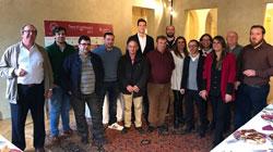 Buyers españoles encuentran empresas italianas de mecánica y mecatrónica en Reggio Emilia