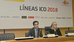 El ICO presenta sus nuevas líneas de financiación para 2018