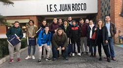 Incontro di orientamento con i partecipanti al Flusso 2 del progetto Spainergy