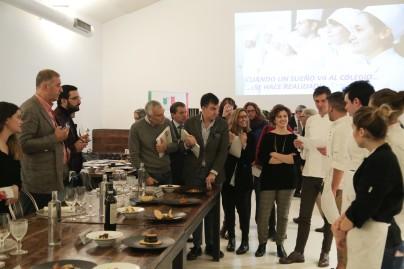 Final Concurso Jóvenes talentos de la cocina italiana 3