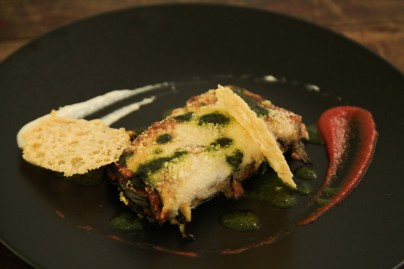 Final Concurso Jóvenes talentos de la cocina italiana 5