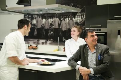Final Concurso Jóvenes talentos de la cocina italiana 8