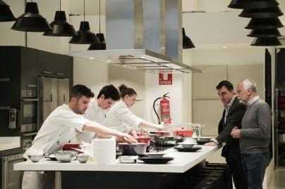 Final Concurso Jóvenes talentos de la cocina italiana 16