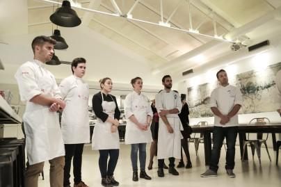 Final Concurso Jóvenes talentos de la cocina italiana 18