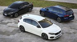 Fiat, Alfa Romeo y Jeep arrancan el año con mucha fuerza