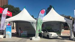Fiat ha demostrado su liderazgo en el GLP en la II Semana Autogas que se celebró en Madrid