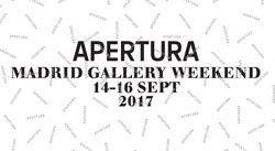 Apertura – Madrid Gallery Weekend en el Palacio de Santa Coloma