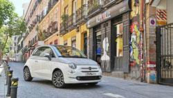 Spagna, Fiat e Jeep chiudono il primo semestre con numerosi record