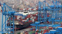 Las exportaciones italianas crecen en los primeros seis meses del año