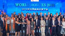 La Islas Canarias vuelven a triunfar en el World Routes 2018