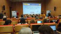 La CCIS en el encuentro formativo sobre el proyecto IPER en Almeria
