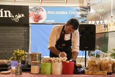 Showcooking Mercado de Chamberi_Alessandro Cresta-63