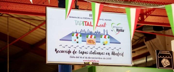 III Semana de la Cocina Italiana en el Mundo