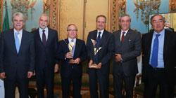 Ceremonia de entrega del Premio Tiepolo 2018