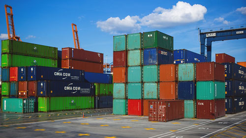 Las exportaciones españolas aumentan un 3,8% hasta octubre
