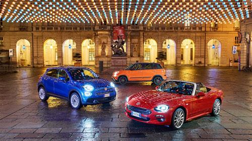 Positivo il 2018 per Fiat, Jeep e Alfa Romeo