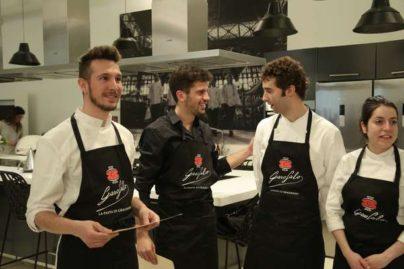 Prepara tu futuro - Jóvenes talentos de la cocina italiana-174x