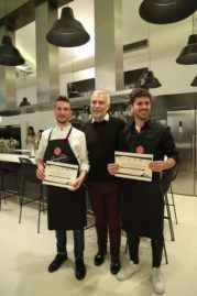 Prepara tu futuro - Jóvenes talentos de la cocina italiana-179x