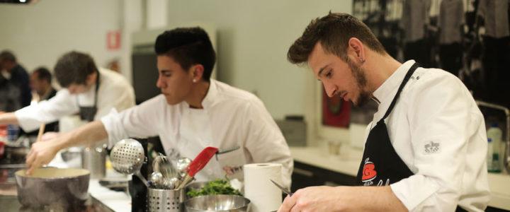 """Concurso """"Jóvenes talentos de la cocina italiana"""" II edición"""