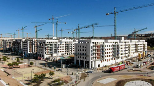 Il prezzo delle abitazioni in Spagna aumenta del 3,9% nell'ultimo trimestre del 2018