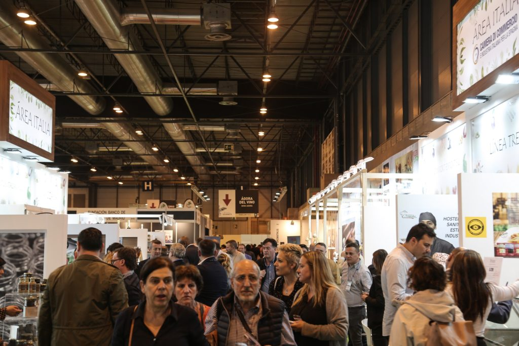 Partecipazione italiana alla XXIII edizione del Salón Internacional de Gourmets