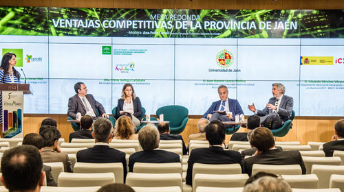 La CCIS en el evento B2B Enfoca Jaén